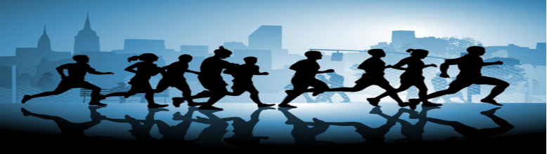 fitunited 5k run walk clipart